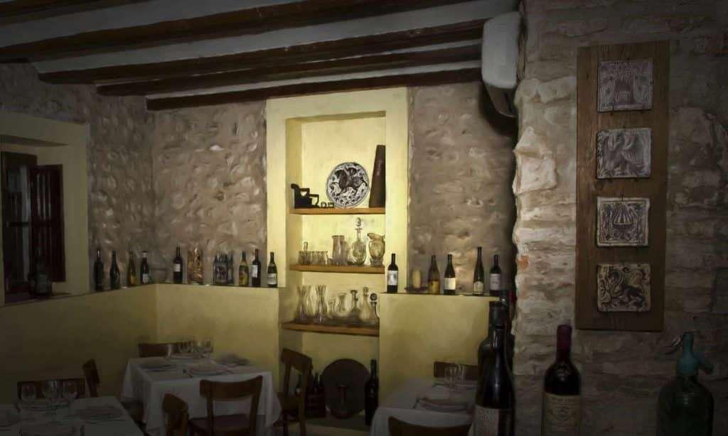 Restaurante telero Chiarouscuro - Restaurante Telero Gandia